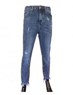 Jeans strappati da donna