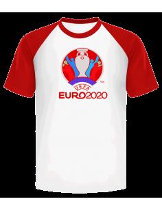 T-shirt con stampa coppa...