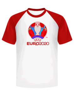 T-shirt with European cup...