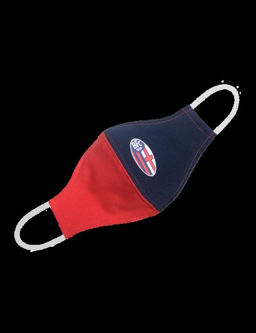 博洛尼亚队标印花防护口罩