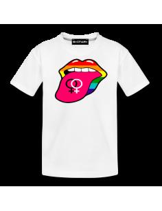 T-Shirt per ragazzi con  stampa