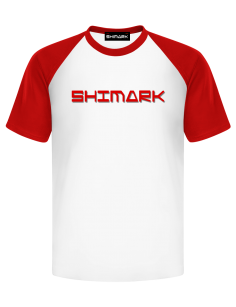 T-shirt con testo stampa