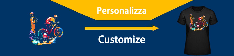 T-shirt personalizza