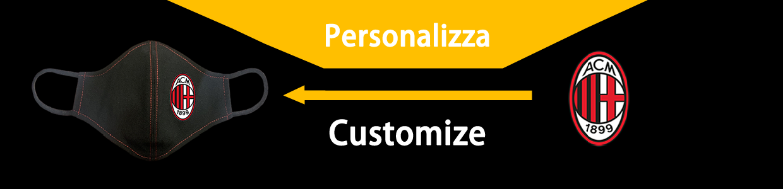 Customize personalized masks